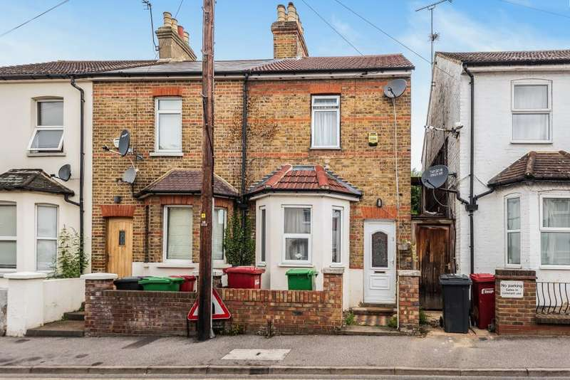 3 Bedrooms End Of Terrace House for sale in Slough, Berkshire, SL1