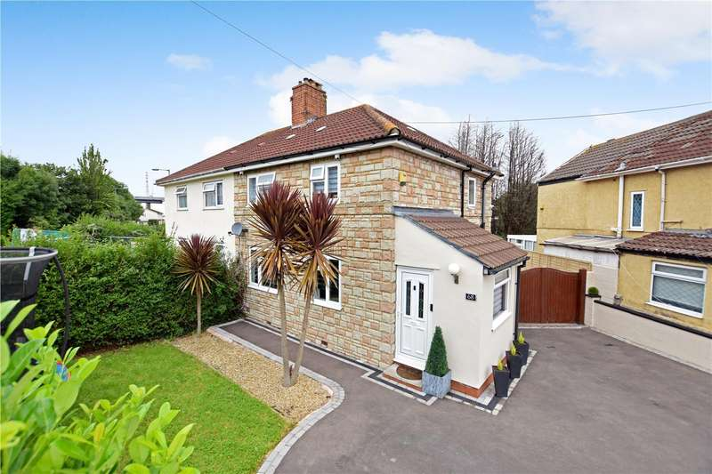 3 Bedrooms Semi Detached House for sale in Meadow Grove, Shirehampton