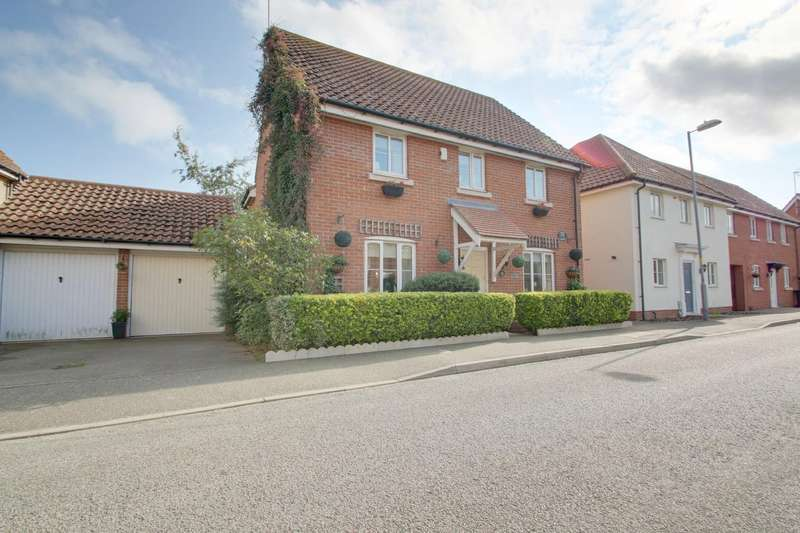 4 Bedrooms Detached House for sale in Harpers Way, Clacton-On-Sea