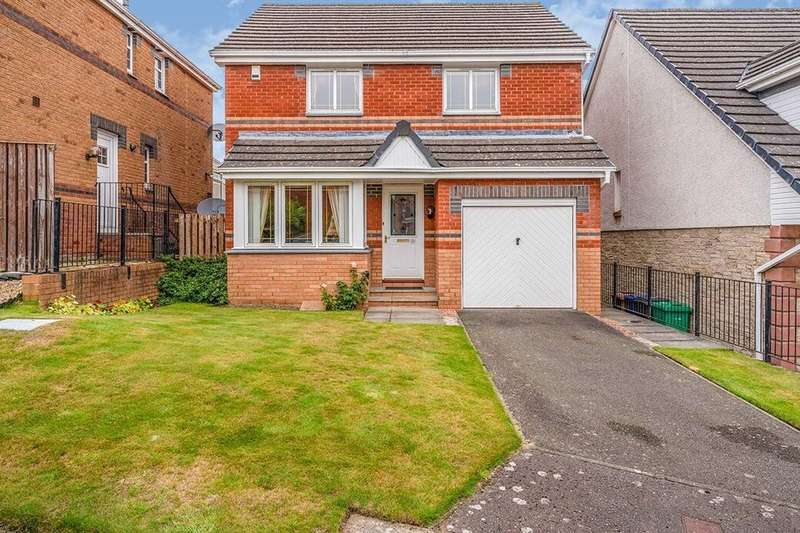 3 Bedrooms Detached House for sale in Chandler's Walk, Dalgety Bay, Dunfermline, KY11