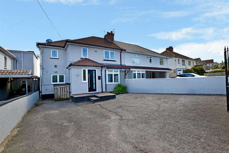 4 Bedrooms Semi Detached House for sale in Highridge Road, Bishopsworth, Bristol, BS13 8HY