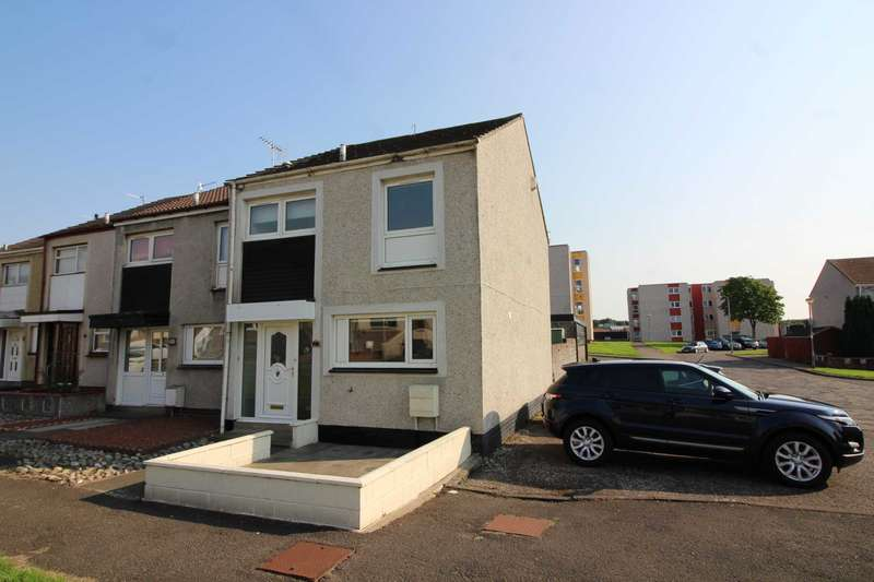 2 Bedrooms End Of Terrace House for sale in Dalgleish Avenue, Cumnock