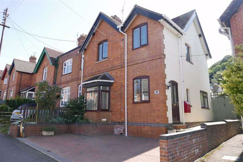 3 Bedrooms Terraced House for sale in Upper Poole Road, Dursley, GL11