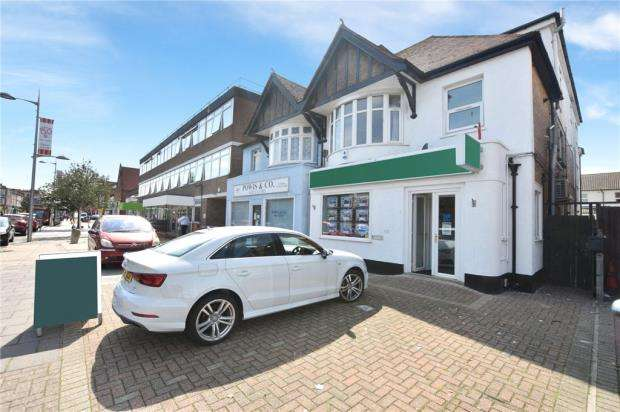 1 Bedroom Apartment Flat for sale in Station Road, Clacton-on-Sea, Essex