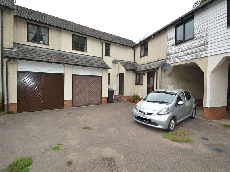 3 Bedrooms Terraced House for sale in Great Oak Court, Great Yeldham