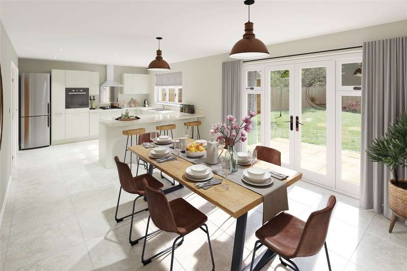 3 Bedrooms House for sale in THE STRAWBERRY FIELD, Rea Lane, Hempsted, Glos, GL2