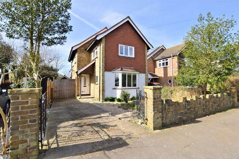 3 Bedrooms Detached House for rent in Coopersale Common, Coopersale