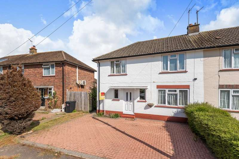 3 Bedrooms Semi Detached House for sale in Newbury, Berkshire, RG14