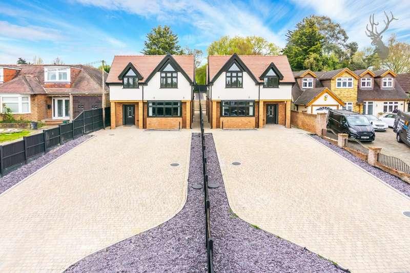 4 Bedrooms House for sale in Bournebridge Lane, Stapleford Abbotts, Romford
