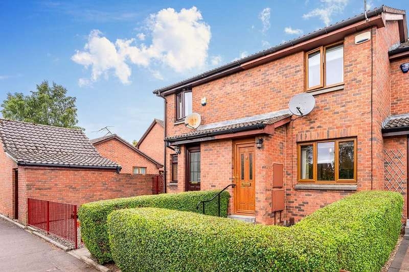 2 Bedrooms House for sale in Weavers Crescent, Kirkcaldy, Fife, KY2