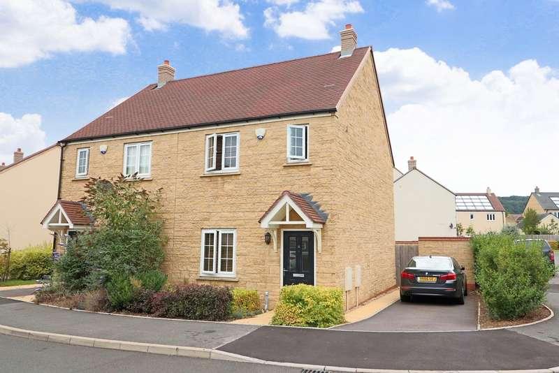 2 Bedrooms Semi Detached House for sale in Shakespeare Close, Alderton