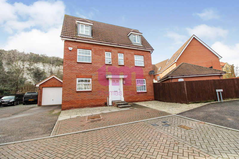 6 Bedrooms Detached House for sale in Frobisher Gardens, Chafford Hundred