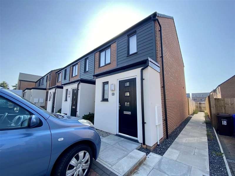 2 Bedrooms Mews House for rent in Martlett Grove, Brookwood Chase, Buckshaw Village