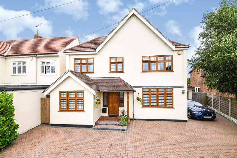 5 Bedrooms Detached House for sale in Chelmsford Road, Shenfield, Brentwood