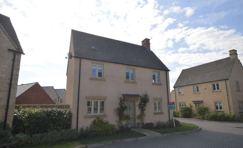 4 Bedrooms Detached House for sale in Hyde Close, Cirencester