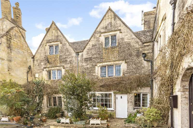 3 Bedrooms Terraced House for sale in Friday Street, Painswick, Stroud, Gloucestershire, GL6
