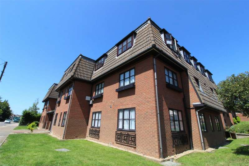 2 Bedrooms Apartment Flat for sale in Rayleigh Road, Leigh-on-Sea, SS9