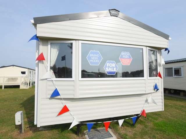 2 Bedrooms Caravan Mobile Home for sale in Dovercourt, Harwich