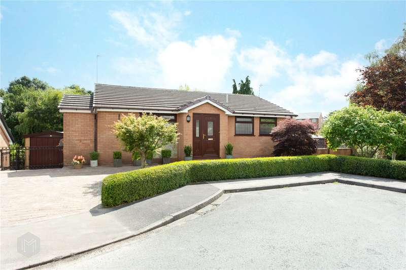 4 Bedrooms Detached House for sale in Henley Close, Bury, Greater Manchester, BL8