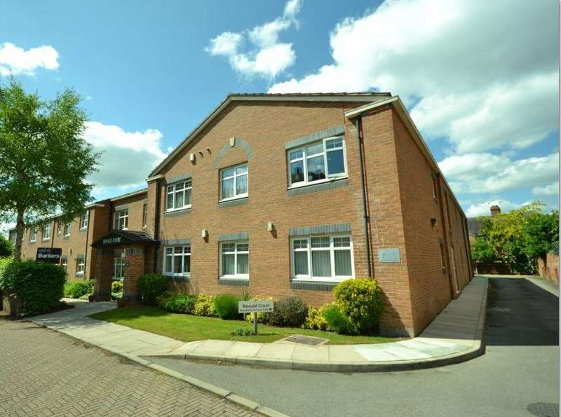2 Bedrooms Apartment Flat for sale in Ronald Court, Avenue Road, Leicester