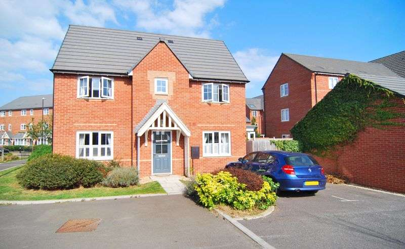 3 Bedrooms Property for sale in Oswalds Close, Longford, Gloucester