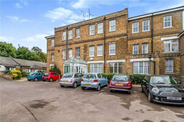 1 Bedroom Retirement Property for sale in Cambridge Court, Cambridge Road, Southend-on-Sea