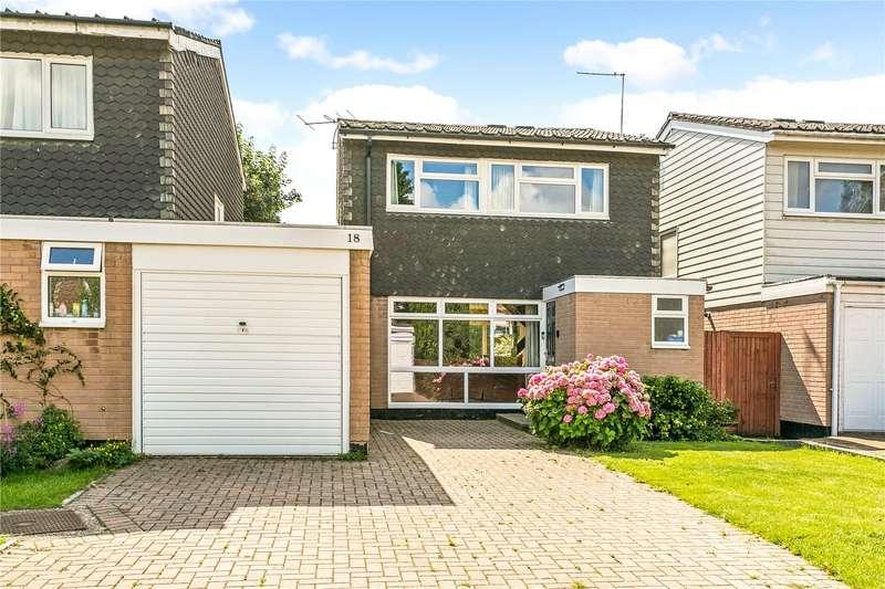 3 Bedrooms Detached House for sale in Camperdown, Maidenhead, Berkshire, SL6