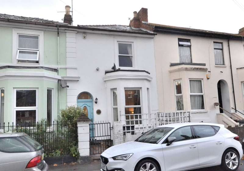 2 Bedrooms Terraced House for sale in Arthur Street, Gloucester, GL1