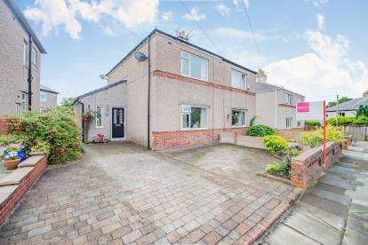 2 Bedrooms Semi Detached House for sale in Ramsey Grove, Burnley, Lancashire