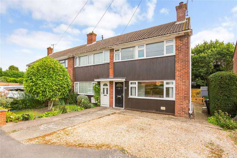 3 Bedrooms Mews House for sale in Stoney Lane, Thatcham, RG19