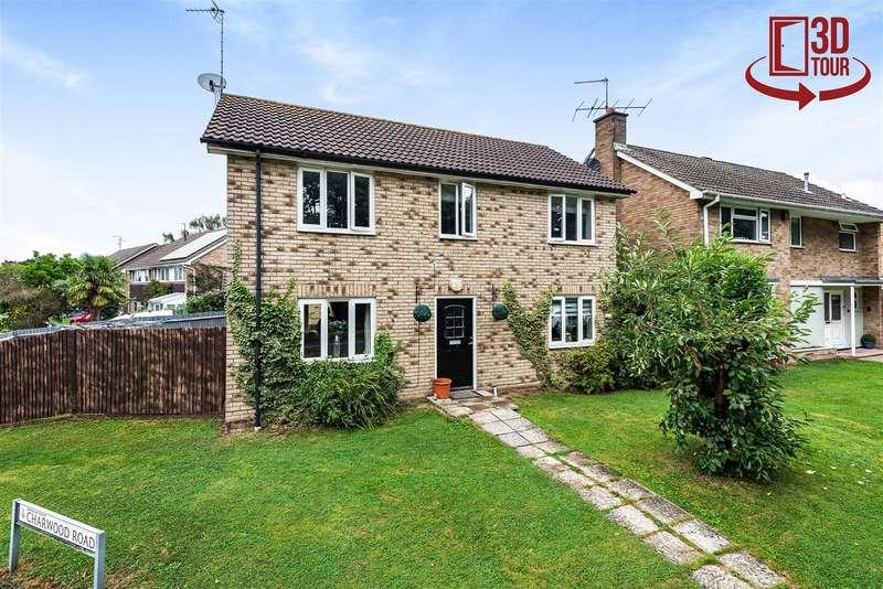 4 Bedrooms Detached House for sale in Bean Oak Road, Wokingham, Berkshire, RG40 1RH