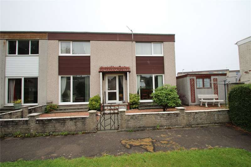 3 Bedrooms End Of Terrace House for sale in Langholm Crescent, Glenrothes
