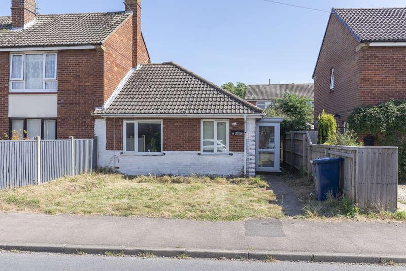 1 Bedroom Semi Detached Bungalow for sale in Longlands Road, Bishops Cleeve GL52 8JP