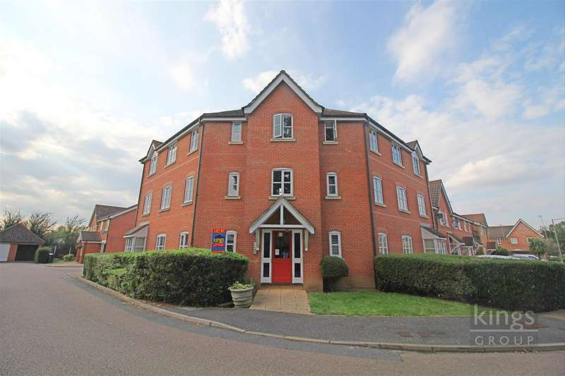 2 Bedrooms Apartment Flat for sale in Abbeydale Close, Church Langley