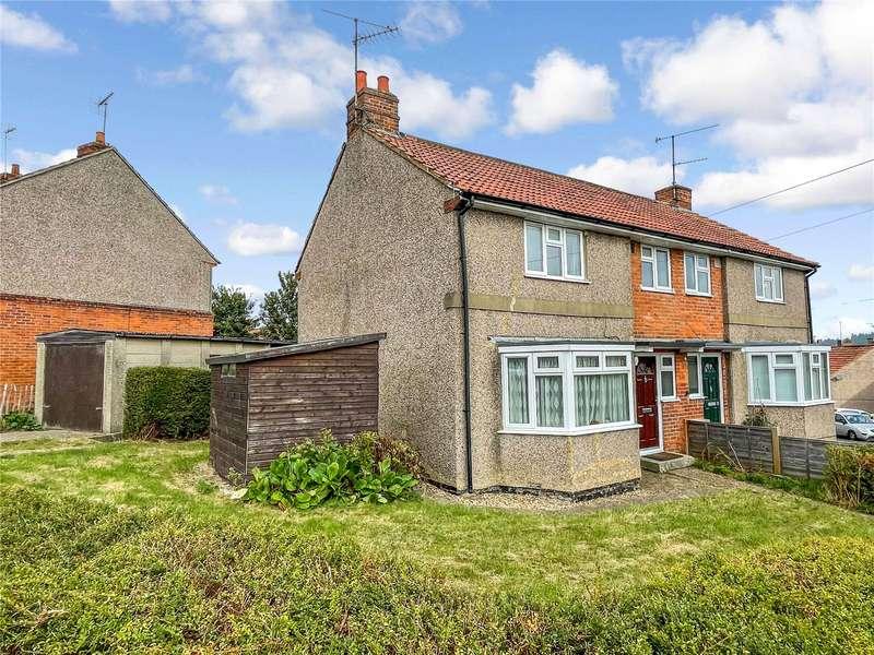 3 Bedrooms Semi Detached House for sale in Kinson Road, Tilehurst, Reading, RG30
