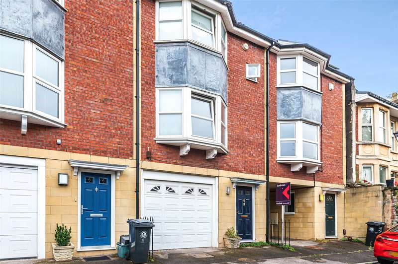 4 Bedrooms Terraced House for sale in Marlborough Hill Place, Bristol, BS2