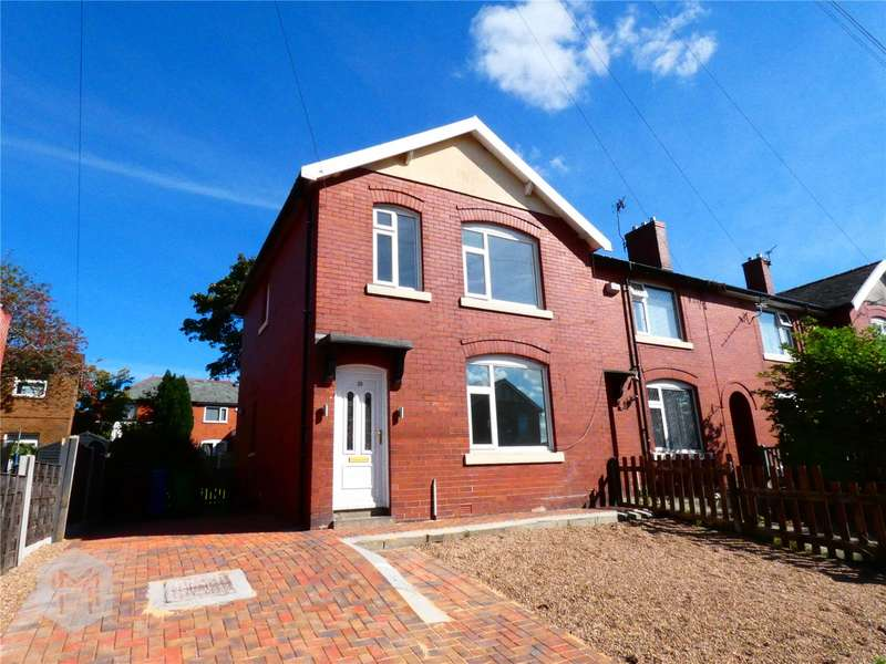 3 Bedrooms Semi Detached House for rent in Lepp Crescent, Bury, BL8