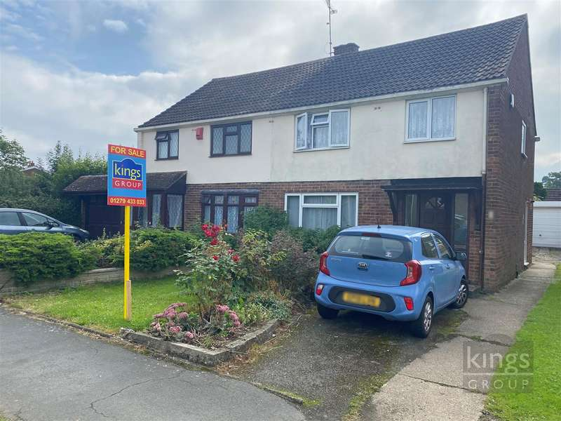 3 Bedrooms House for sale in Latton Green, Harlow