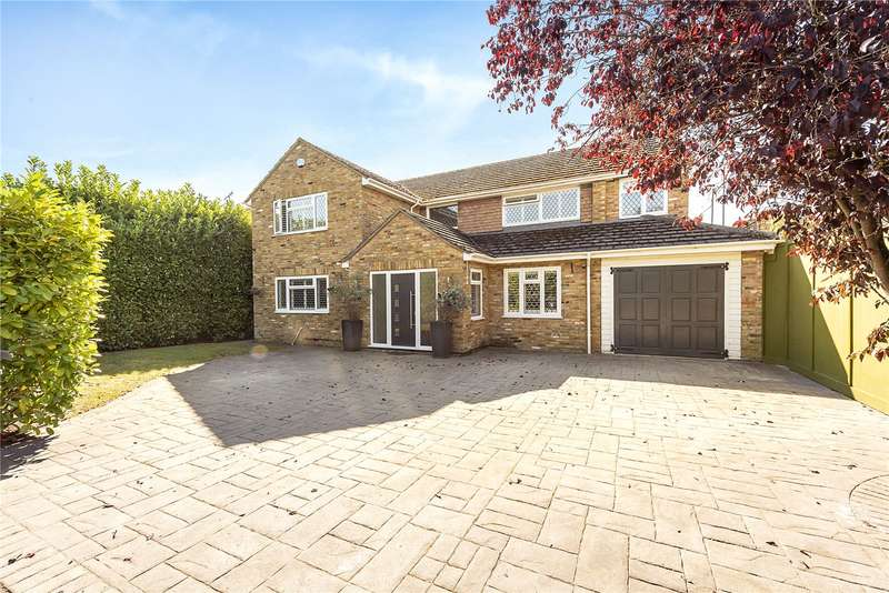 5 Bedrooms Detached House for sale in Common Wood, Farnham Common, Buckinghamshire, SL2