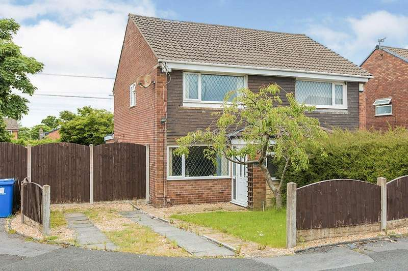 2 Bedrooms Semi Detached House for rent in Countess Way, Euxton, Chorley, PR7