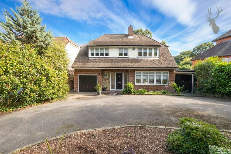 5 Bedrooms Detached House for sale in Piercing Hill, Theydon Bois, Epping, Essex