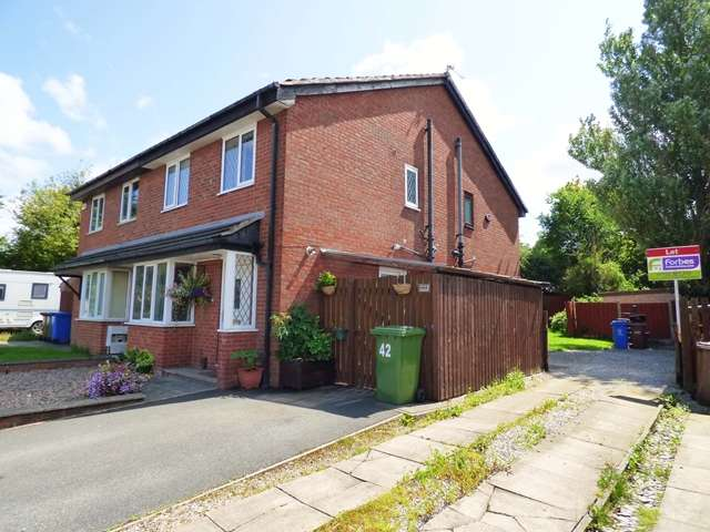 2 Bedrooms Semi Detached House for rent in Black Croft, Clayton-le-Woods, Nr Chorley, PR6