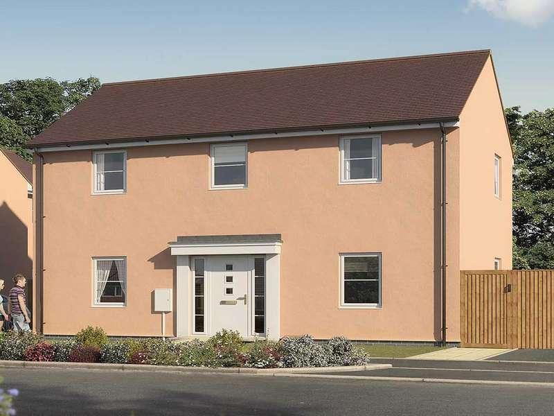4 Bedrooms House for sale in The Canaan, Eden Villas, Harp Hill, Birdlip Road, Gloucestershire, Cheltenham, GL52 5AJ