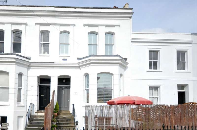 4 Bedrooms Terraced House for sale in Ashford Road, Cheltenham, Gloucestershire