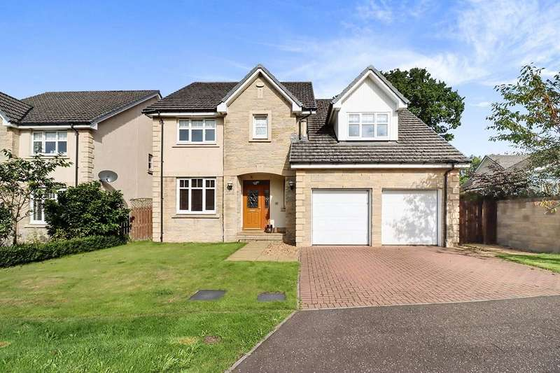 4 Bedrooms Detached House for sale in Balgeddie Grove, Glenrothes, KY6