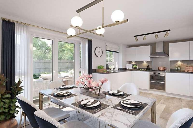 4 Bedrooms House for sale in Hesketh, Grange View, Grange Road, Hugglescote, COALVILLE, LE67 2BQ