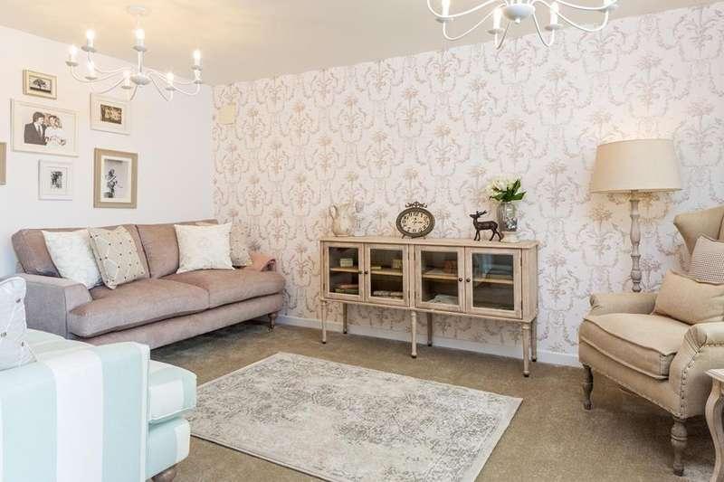 4 Bedrooms House for sale in Bayswater, Lightfoot Meadows, Lightfoot Lane, Preston, PRESTON, PR4 0AH