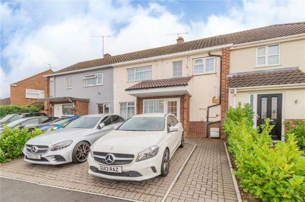 3 Bedrooms Terraced House for sale in Gloucester Road, Maidenhead, Berkshire