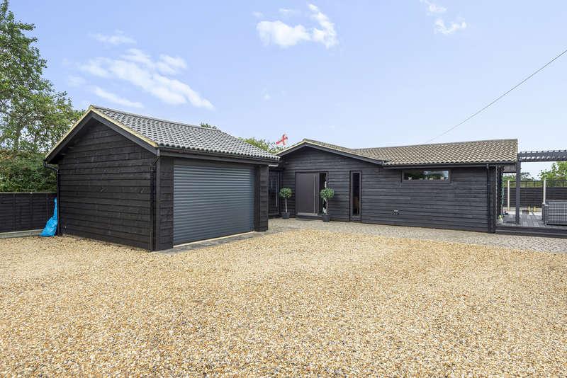 3 Bedrooms Bungalow for sale in DUCK END LANE, WILSTEAD, MK45