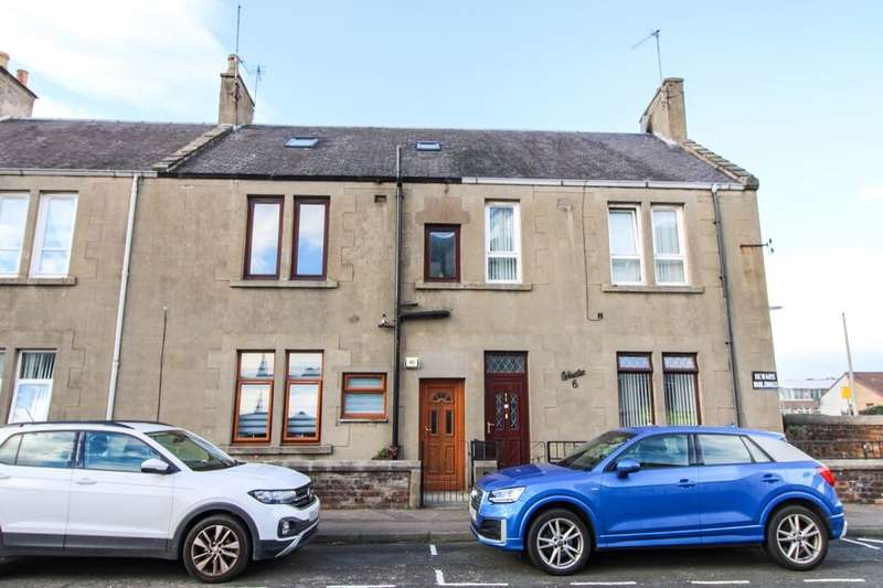 3 Bedrooms Flat for sale in Dewars Buildings Parkhill, Leven, KY8